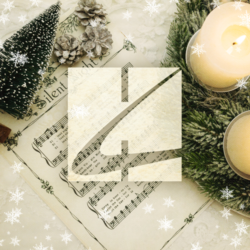 Traditional French Carol image and pictorial