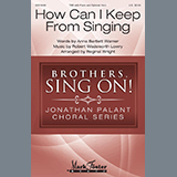 Anna Bartlett Warner and Robert Wadsworth Lowry How Can I Keep From Singing (arr. Reginal Wright) Sheet Music and Printable PDF Score | SKU 433615