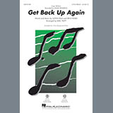 Anna Kendrick Get Back Up Again (from Trolls) (arr. Mac Huff) Sheet Music and Printable PDF Score   SKU 179659