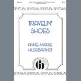 Anne-Marie Hildebrandt Travelin' Shoes Sheet Music and Printable PDF Score | SKU 460072