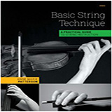 Anne Marie Patterson Basic String Technique (A Practical Guide To String Instruction) Sheet Music and Printable PDF Score | SKU 472695