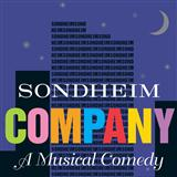 Stephen Sondheim Another Hundred People Sheet Music and Printable PDF Score   SKU 153968