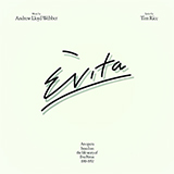 Andrew Lloyd Webber Another Suitcase In Another Hall (from Evita) Sheet Music and Printable PDF Score | SKU 37068