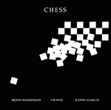 Rhydian Anthem (from Chess) Sheet Music and Printable PDF Score | SKU 100006