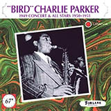 Charlie Parker Anthropology Sheet Music and Printable PDF Score | SKU 13944