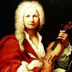 Antonio Vivaldi Winter from The Four Seasons (Second movement: Largo) Sheet Music and Printable PDF Score | SKU 108703