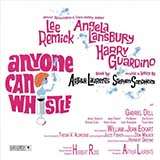 Stephen Sondheim Anyone Can Whistle (from Anyone Can Whistle) Sheet Music and Printable PDF Score | SKU 426576