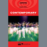 Tim Waters Apache - Quad Toms Sheet Music and Printable PDF Score   SKU 281991