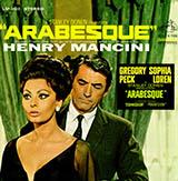 Henry Mancini Arabesque Sheet Music and Printable PDF Score | SKU 78049