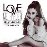 Ariana Grande & The Weeknd Love Me Harder Sheet Music and Printable PDF Score   SKU 157091