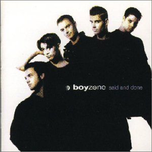 Boyzone image and pictorial