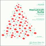 Arthur Frackenpohl Hanukkah Suite - 1st Bb Trumpet Sheet Music and Printable PDF Score | SKU 343117