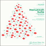 Arthur Frackenpohl Hanukkah Suite - Full Score Sheet Music and Printable PDF Score | SKU 343116