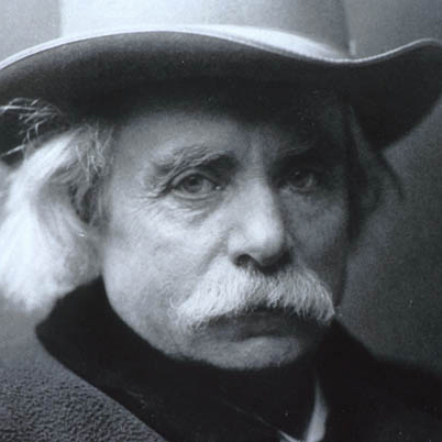Edvard Grieg image and pictorial