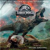 Michael Giacchino At Jurassic World's End Credits/Suite (from Jurassic World: Fallen Kingdom) Sheet Music and Printable PDF Score   SKU 255125