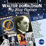 Walter Donaldson At Sundown Sheet Music and Printable PDF Score | SKU 61184