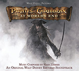 Hans Zimmer At Wit's End (from Pirates Of The Caribbean: At World's End) Sheet Music and Printable PDF Score | SKU 59333
