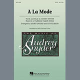 Audrey Snyder A La Mode Sheet Music and Printable PDF Score | SKU 289753