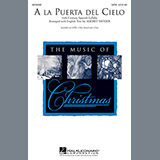 Download or print Traditional A La Puerta Del Cielo (arr. Audrey Snyder) Digital Sheet Music Notes and Chords - Printable PDF Score