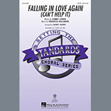 Marlene Dietrich Falling In Love Again (Can't Help It) (Arr. Audrey Snyder) Sheet Music and Printable PDF Score | SKU 160507