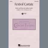 Download or print Audrey Snyder Festival Cantate Digital Sheet Music Notes and Chords - Printable PDF Score