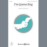 African-American Spiritual I'm Gonna Sing (arr. Audrey Snyder) Sheet Music and Printable PDF Score | SKU 177000