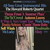 The Howard Roberts Quartet Autumn Leaves Sheet Music and Printable PDF Score   SKU 419158