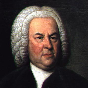 Johann Sebastian Bach and Charles Gounod image and pictorial