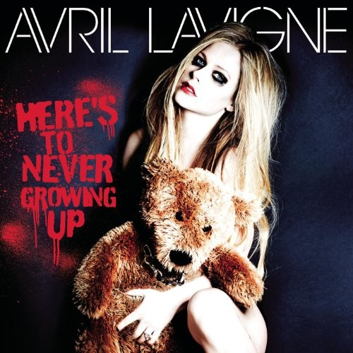 Download or print Avril Lavigne Here's To Never Growing Up Digital Sheet Music Notes and Chords - Printable PDF Score
