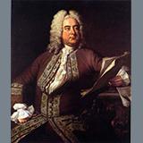 George Frideric Handel Aylesford Piece Sheet Music and Printable PDF Score | SKU 28053