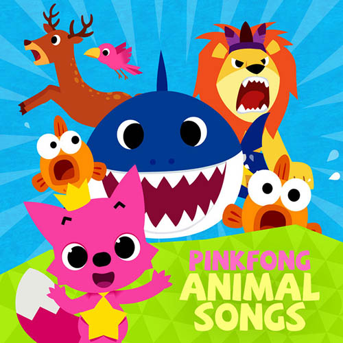 Pinkfong image and pictorial