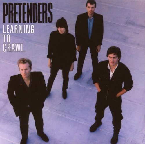 The Pretenders image and pictorial