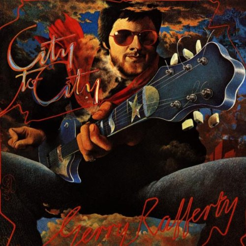 Gerry Rafferty image and pictorial