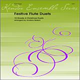 Balent Festive Flute Duets (10 Grade 4 Christmas Duets) Sheet Music and Printable PDF Score | SKU 124752