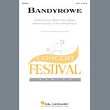 Traditional Irish Folksong Bandyrowe (arr. Susan Brumfield) Sheet Music and Printable PDF Score   SKU 415693