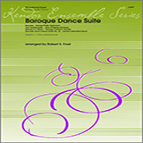 Frost Baroque Dance Suite Sheet Music and Printable PDF Score   SKU 124753