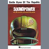Bill Moffit Battle Hymn Of The Republic - 2nd Trombone Sheet Music and Printable PDF Score | SKU 282882