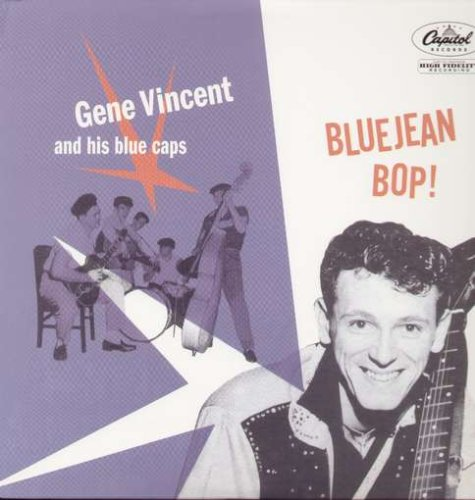 Gene Vincent image and pictorial