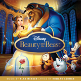 Alan Menken & Howard Ashman Beauty And The Beast Sheet Music and Printable PDF Score | SKU 480715
