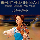 Lindsey Stirling Beauty and The Beast Medley Sheet Music and Printable PDF Score | SKU 252676