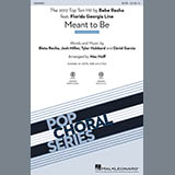 Bebe Rexha Meant to Be (Feat. Florida Georgia Line) (arr. Mac Huff) - Drums Sheet Music and Printable PDF Score | SKU 403231