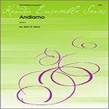Beck Andiamo - Percussion 1 Sheet Music and Printable PDF Score | SKU 324040