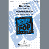 Shawn Mendes Believe (from Descendants) (arr. Audrey Snyder) Sheet Music and Printable PDF Score | SKU 162306