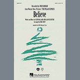 Josh Groban Believe (from The Polar Express) (arr. Mac Huff) Sheet Music and Printable PDF Score | SKU 30353