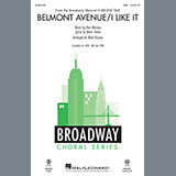 Alan Menken Belmont Avenue/I Like It (from A Bronx Tale) (arr. Mark Brymer) Sheet Music and Printable PDF Score | SKU 415530