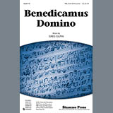 Greg Gilpin Benedicamus Domino Sheet Music and Printable PDF Score | SKU 93009