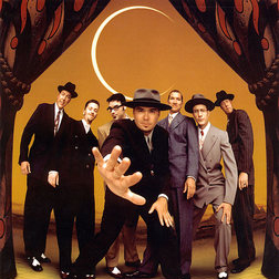 Big Bad Voodoo Daddy Please Baby Sheet Music and Printable PDF Score | SKU 153949
