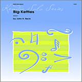 Beck Big Kettles Sheet Music and Printable PDF Score   SKU 124787