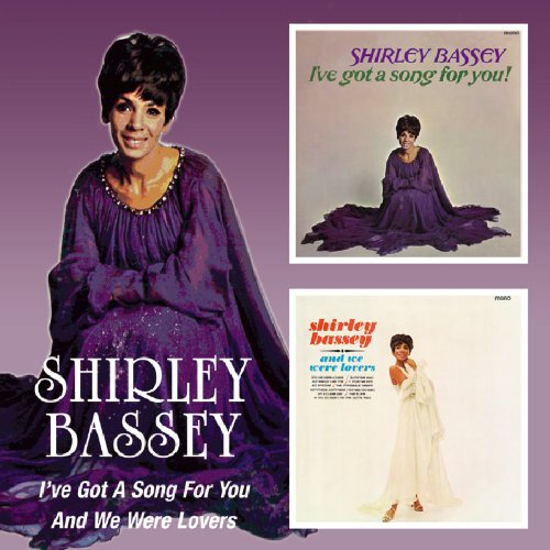 Shirley Bassey image and pictorial