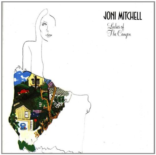Joni Mitchell image and pictorial